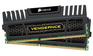 Corsair DDR3 VENGEANCE 8GB/1600 (2*4GB) CL8-8-8-24
