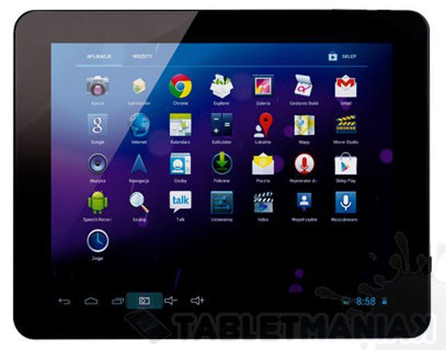 myTab 10 DualCore - praktyczny tablet w przystępnej cenie