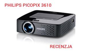 Philips PicoPix 3610 - Mały Może Dużo