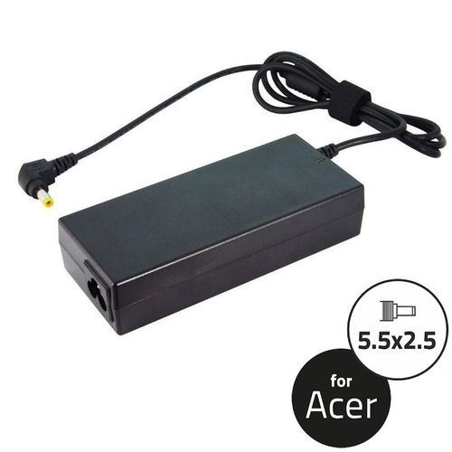 Qoltec Zasilacz do Acer 65W | 19V | 3.42A | 5.5*2.5
