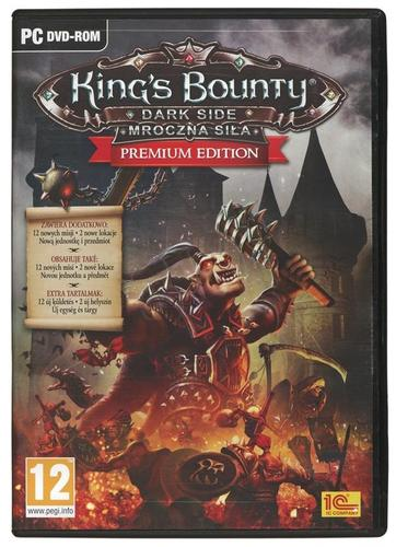 """King""""s Bounty Mroczna Siła Premium ED"""