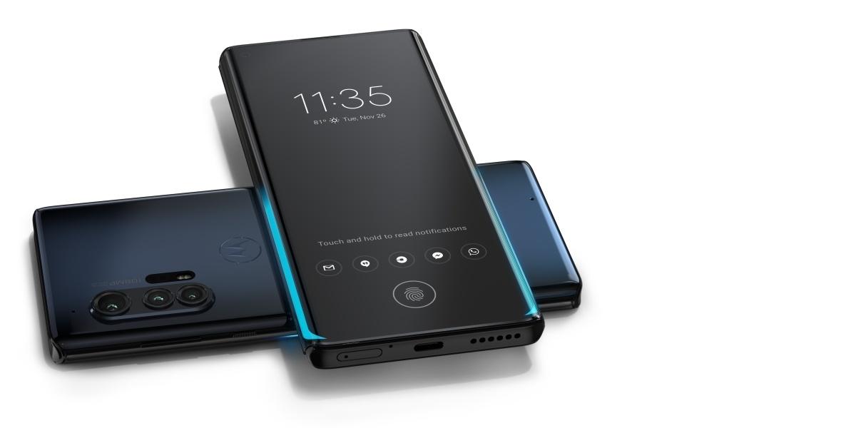 Motorola Edge i Edge Plus mogą ładować siebie nawzajem