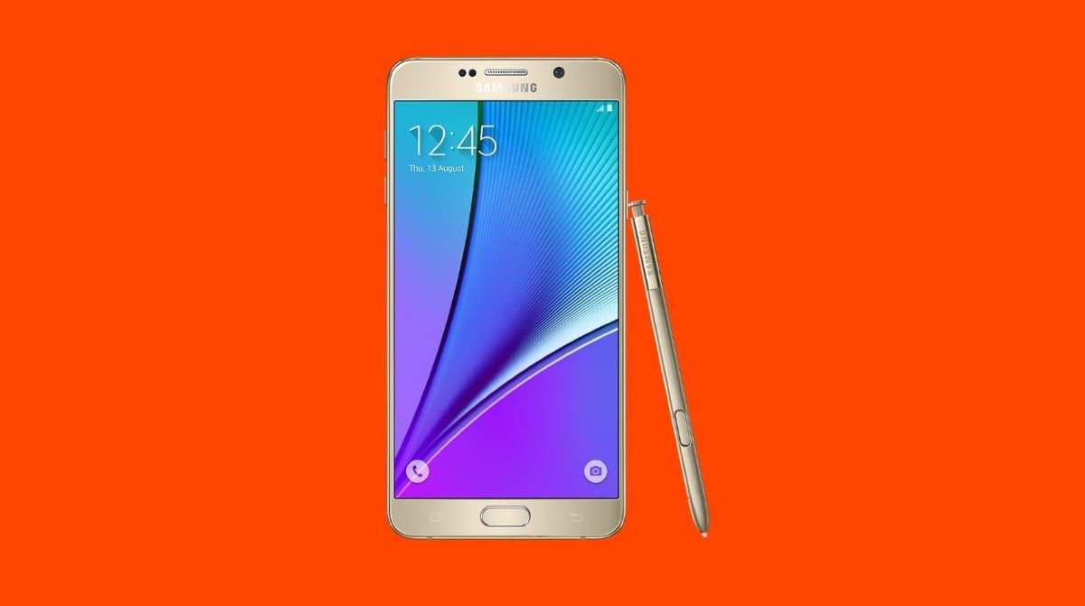 Jednym z zagrożonych urządzeń może być Samsung Galaxy Note 5