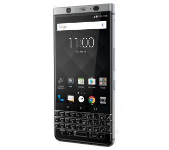BlackBerry KEYone (srebrny)