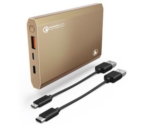 HAMA Power Pack Premium Alu 12000 mAh