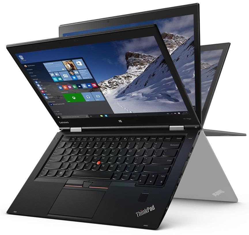 Lenovo ThinkPad X1 Yoga i5-6200U 14