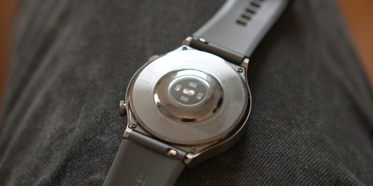 Huawei Watch GT 2 Pro pomiar aktywności