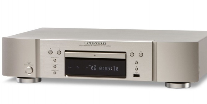 Marantz UD7007 – uniwersalny odtwarzacz dysków oferujący spektakularną jakość Blu-ray