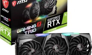 MSI GeForce RTX 2070 SUPER Gaming X Trio 8GB GDDR6 (RTX 2070 SUPER