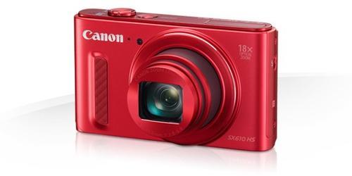 Canon PowerShot SX610 RED HS WIFI NFC 0113C002AA
