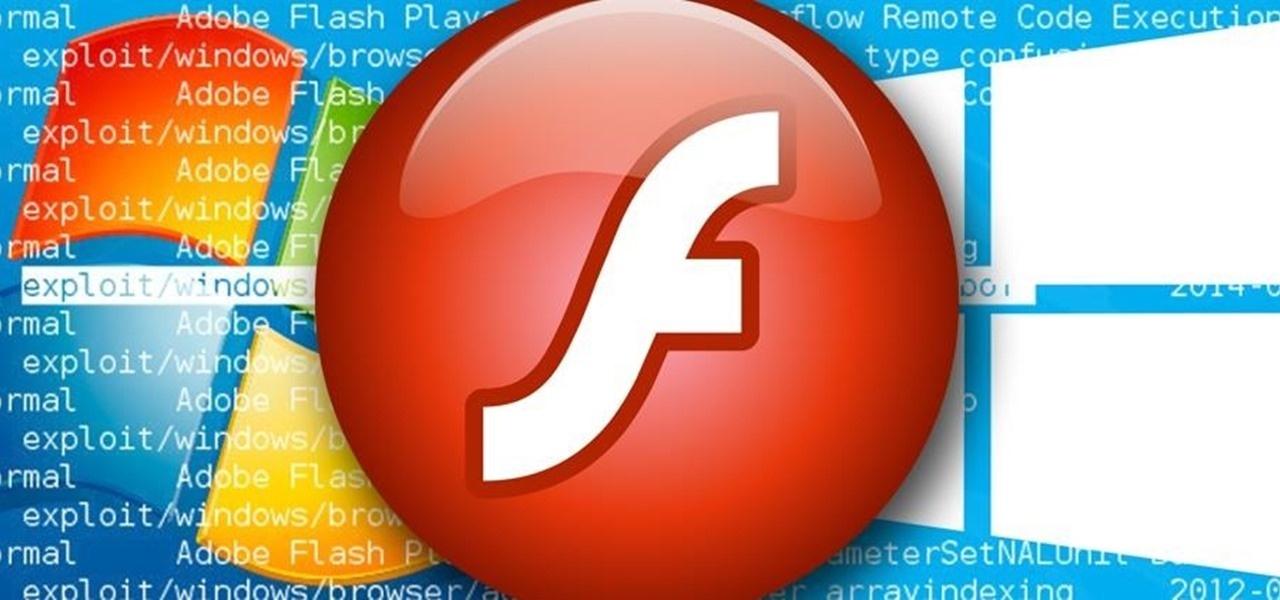 Flash był tradycjnie furtką dla wszelkiego rodzaju złośliwego oprogramowania