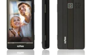 MyPhone 8870 TEO – ekologiczny telefon z ekranem dotykowym