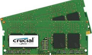 Crucial DDR4 8GB (2 x 4GB) 2400 CL17 SODIMM