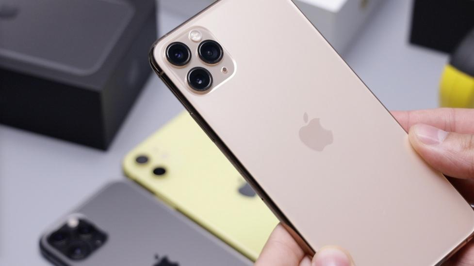 Nowy iOS zepsuł ekrany? iPhone'y z poważną wadą