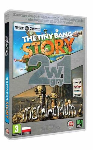 Machinarium + The Tiny Bang Story PL PC