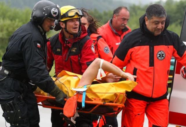 Powodzenie akcji ratunkowej w dużej mierze zależy od szybkiego zlokalizowania celu
