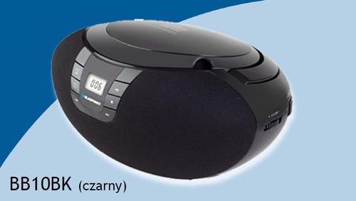 Blaupunkt BB10 BK FM USB CD/MP3 BOOMBOX BLACK