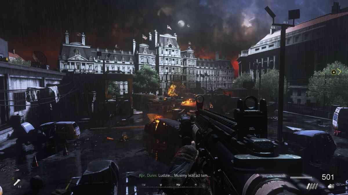 Call of Duty Modern Warfare 2 Campaign Remastered - Lepsza oprawa graficzna