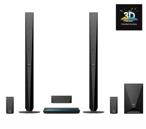 Sony BDV-E4100 3D