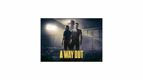Electronic Arts A Way Out (XONE)