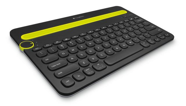 Klawiatura Komputerowa Dla Smartfonów i Tabletów Od Logitecha