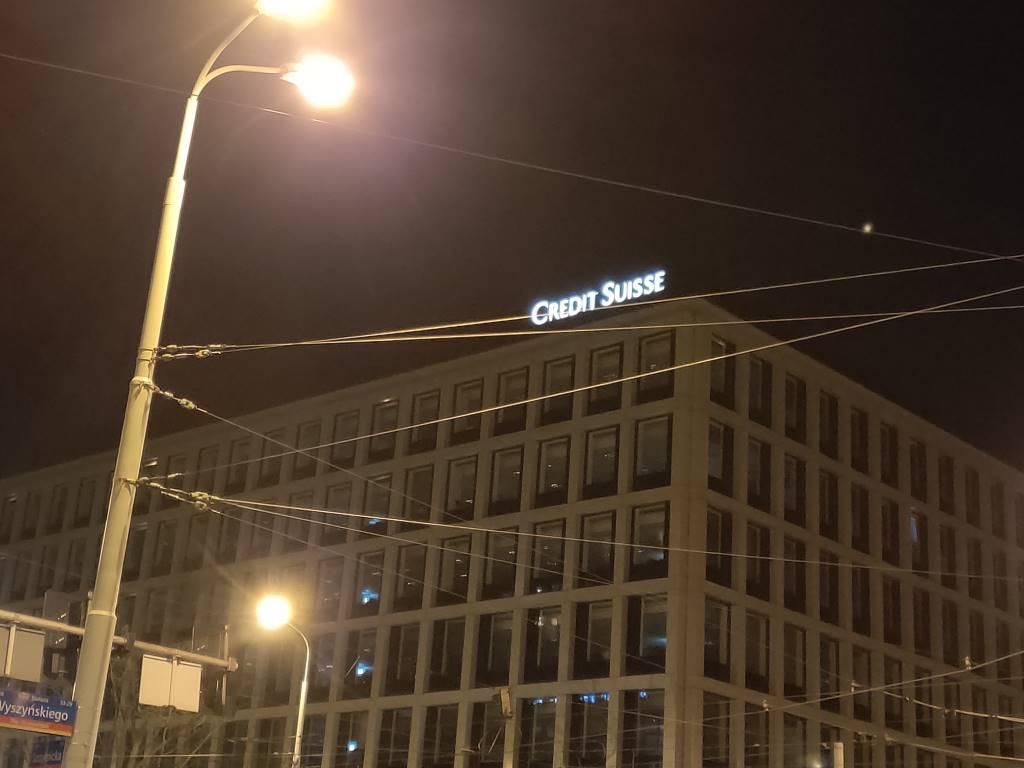 Zdjęcie z 2x zoom noc