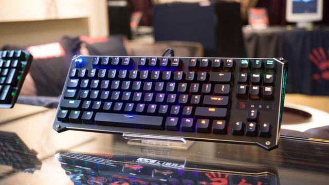 Klawiatury A4Tech gwarantują wysokie osiągi w grach.