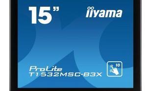 IIYAMA 15'' T1532MSC VGA/DVI/multi-touch
