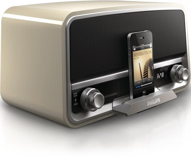 Philips Original Radio – oryginalne połączenie  najnowszej technologii z designem lat 50-tych!