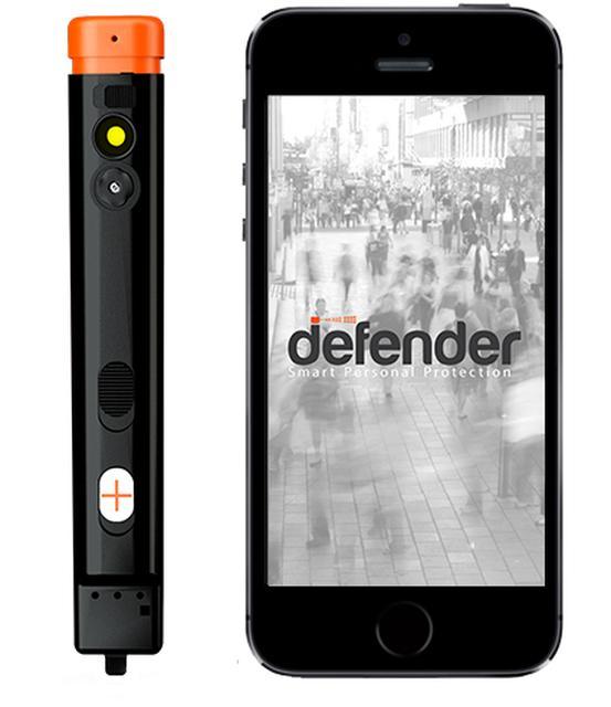 Defender, Czyli Nowa Technologia W Samoobronie