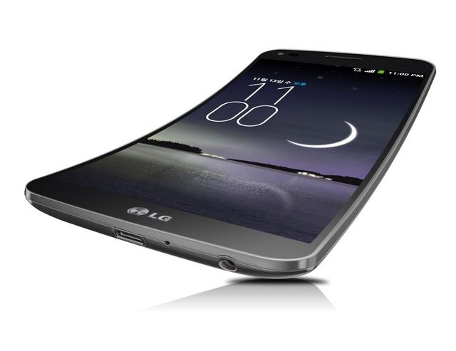 LG G Flex - telefon z zakrzywionym ekranem rewolucją na rynku?