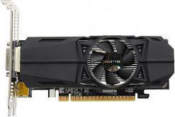 Gigabyte GeForce GTX 1050 OC 2GB GDDR5 (128 Bit) 2xHDMI, D-Sub,