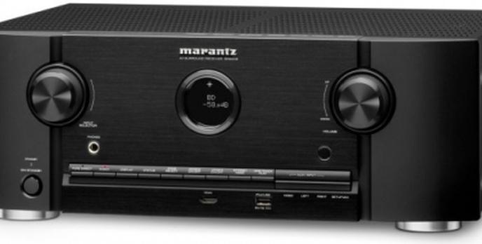 Marantz wprowadza SR6007 - nowy model amplitunera AV klasy premium