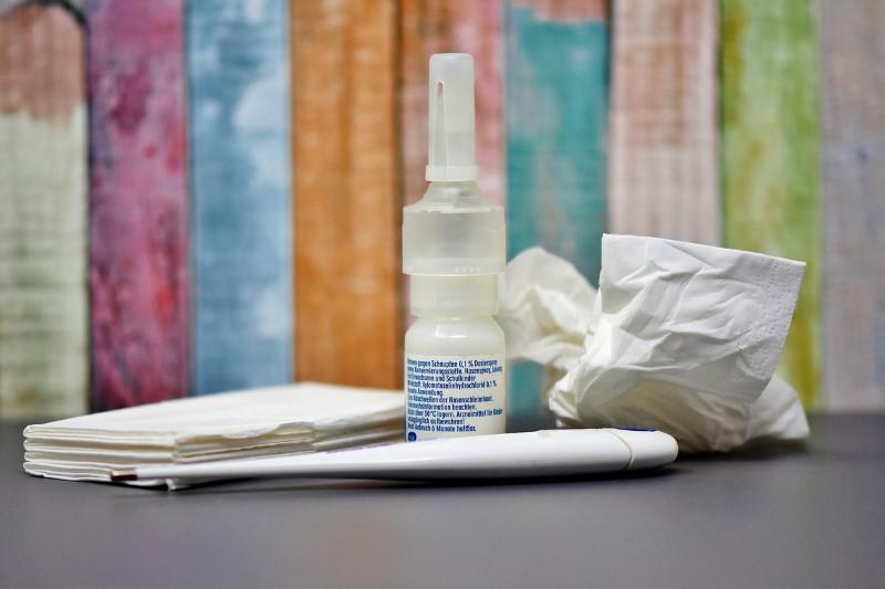 Termometr bezdotykwoy pomoże ci walczyć z grypą