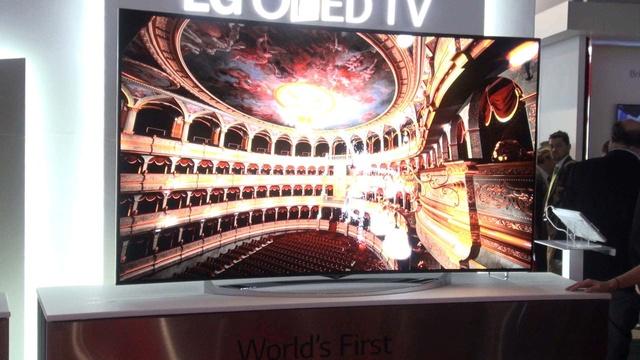 Zapomnij o 4K - LG Prezentuje Wyświetlacz OLED 8K!