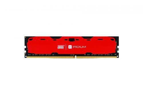 GOODRAM IRDM X 8GB czerwony [1x8GB 3000MHz DDR4 CL16-18-18 DIMM] Dosta..