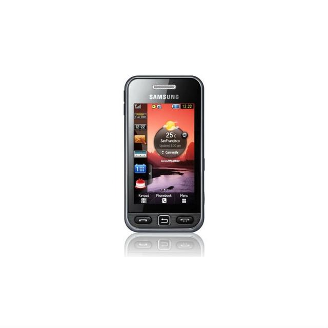 PORADA: Jak wstawić notatkę? - Samsung Avila (S5230)