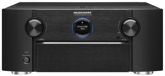 Marantz SR7007 - nowoczesny amplituner klasy premium