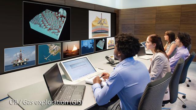 Sony Vision Presenter PWA-VP100 - nowe rozwiązanie Sony w sferze biznesowej czy edukacyjnej