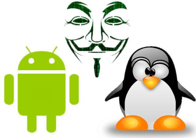 Android i Linux Hack