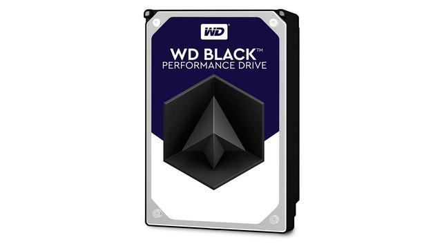 TOP 5 dysków HDD - WD Black