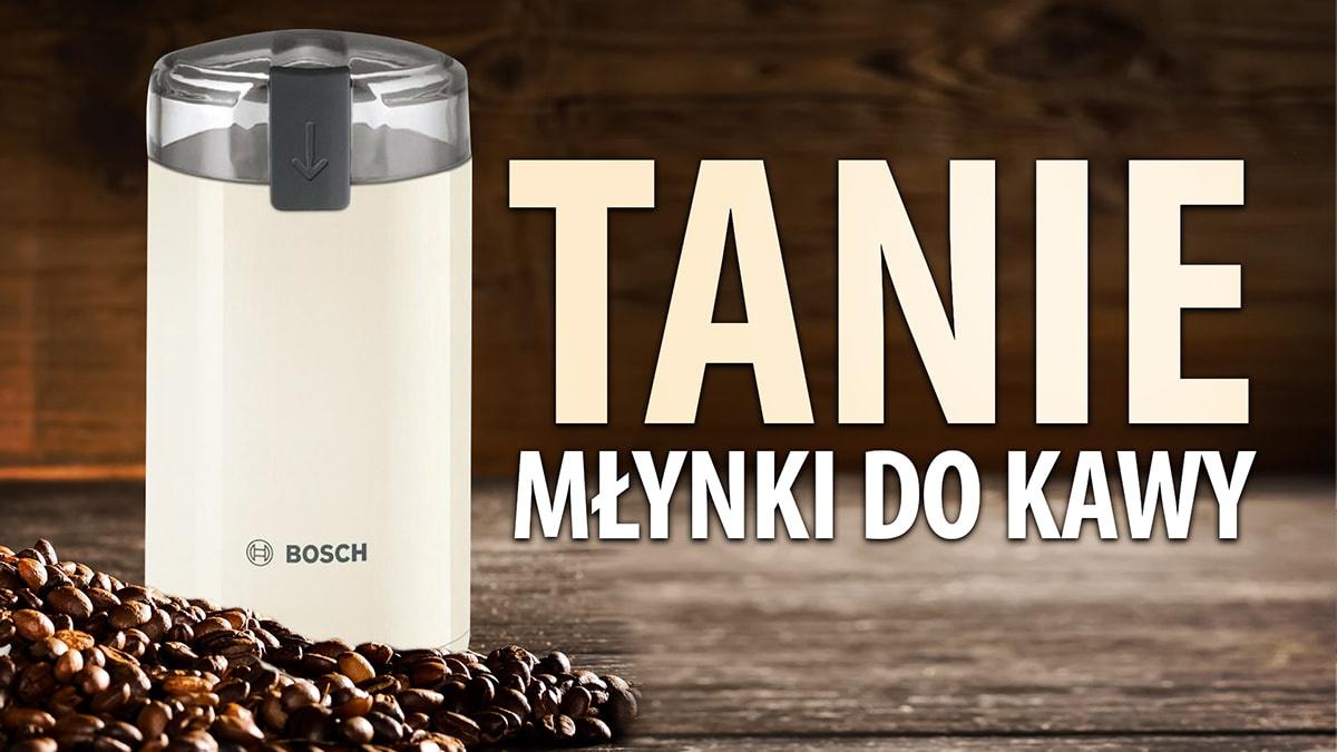 Jaki tani młynek do kawy do 100 zł? |TOP 7|