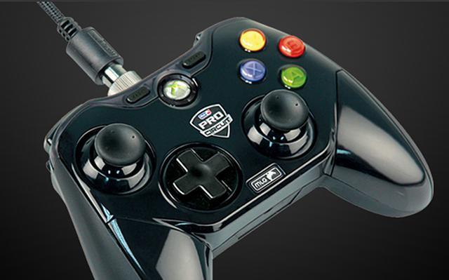 Mad Catz Pro Circuit - jeden z najlepszych kontrolerów gier na rynku