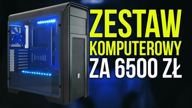 Zestaw Komputerowy z Intel Core i7 za 6500 zł