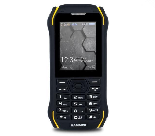 Telefon Delta to połączenie prostoty z wysoką funkcjonalnością.