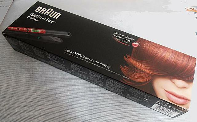 Prostownica Braun Satin Hair 7 Colour