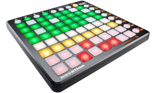 Novation Launchpad S - Popularny Mikser DJ