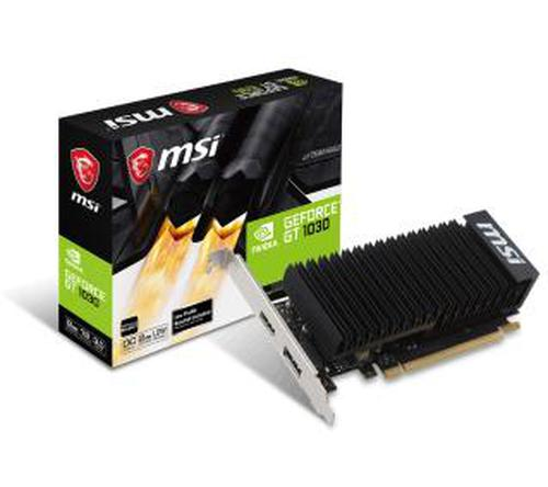MSI GeForce GT 1030 2GH LP OC 2GB GDDR5 64-bit