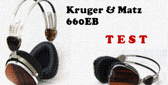 Kruger & Matz 660EB Recenzja Słuchawek [TEST]