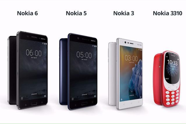 nowa gama urządzeń od Nokii